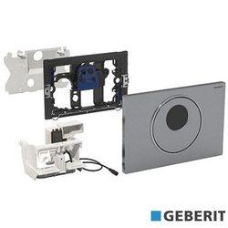 Geberit - Geberit Sigma10 Fotoselli Kumanda Kapağı, Elektrikli, Paslanmaz Çelik