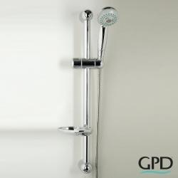 Gpd - GPD Sürgülü Duş Seti (3 Fonksiyonlu)