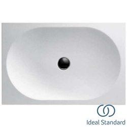 Ideal Standard - Ideal Standard Tonic 90x75 Flat Dikdörtgen Duş Teknesi, Sifon ve Montaj Seti Dahil
