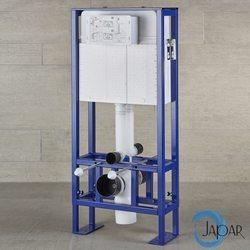 Japar - Japar Promicro Gömme Rezervuar, 8 cm, Sırt Sırta Montaj 3/6 lt.