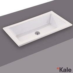Kale - Kale Eternal Tezgah Üstü Gömme Lavabo, 75 Cm