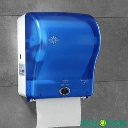 Rulopak - Rulopak Fotoselli Kağıt Havlu Makinası 21 cm (Mavi)