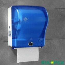 Rulopak - Rulopak Fotoselli Kağıt Havlu Makinası 25 cm - Mavi