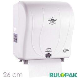 Rulopak - Rulopak Fotoselli Kağıt Havlu Makinası 25 cm - Beyaz