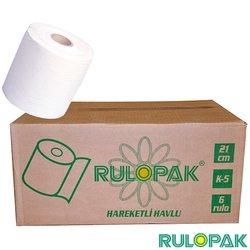 Rulopak - Rulopak Sensörlü Havlu, 21 cm, (1 koli = 6 adet)
