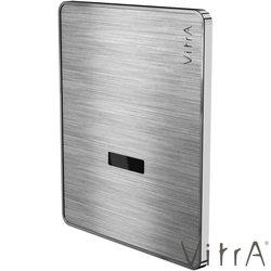 Vitra - Vitra Sıva Altı Fotoselli Pisuvar Yıkama Seti, (Pilli, Mat Krom)