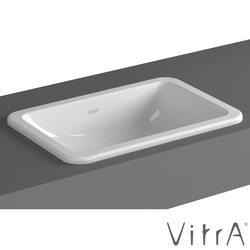 Vitra - Vitra S20 Tezgah Üstü Lavabo, 55 cm