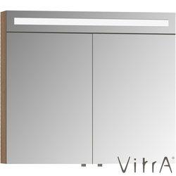 Vitra - Vitra Elite Dolaplı Ayna, 80 cm, Altın Kiraz