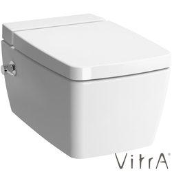 Vitra - Vitra Metropole Asma Klozet, Vitrafresh Deterjan Hazneli, 56 cm