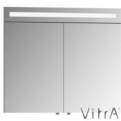 Vitra - Vitra Elite Dolaplı Ayna, 80 cm, Parlak Beyaz