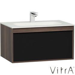 Vitra - Vitra Metropole Lavabo Dolabı, 1 Çekmeceli, Infinit lavabolu, 80 cm, Erik