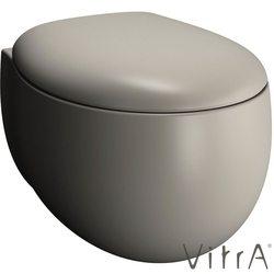 Vitra - Vitra Memoria Rim-Ex Kanalsız Asma Klozet, Mat Bej