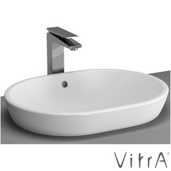 Vitra - Vitra Metropole Oval Çanak Lavabo, 60 cm