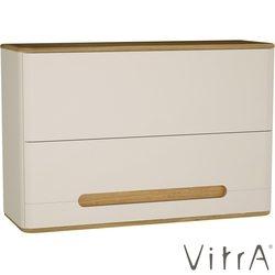 Vitra - Vitra Sento Üst Dolap, 105 cm, Mat Krem