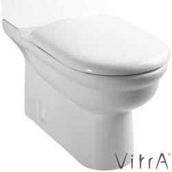 Vitra - Vitra Kemer Klozet-Rezervuar Kombinasyonu, (Kapak ve İç Takım Dahil)