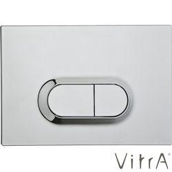 Vitra - Vitra Loop O Kumanda Paneli, Parlak Krom