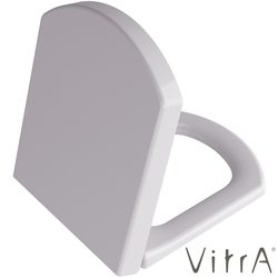 Vitra - Vitra Nuova Klozet Kapağı, Yavaş Kapanır