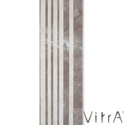 Vitra - Vitra 25x70 Celebration Vizon Dekor 2 Çizgili Parlak Rektifiyeli (0,87 m2 fiyatı)